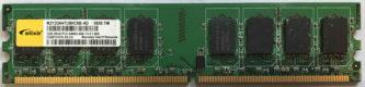 2GB 2Rx8 PC2-6400U-666-13-E1.800 Elixir