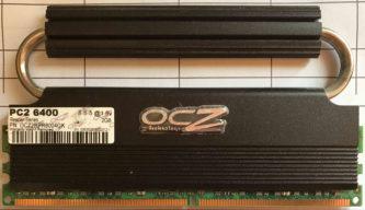 OCZ PC2 6400 5-5-5