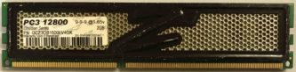 OCZ 2GB PC3 12800U 9-9-9