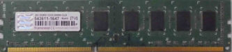 2G DDR3 1333 DIMM CL9