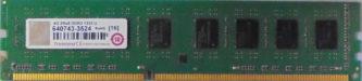 4G 2Rx8 DDR3 1333 U