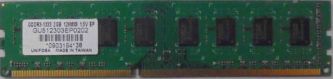 GDDR3-1333 2GB 128Mx8