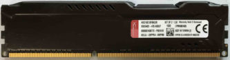 4GB PC3-12800U Kingston