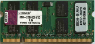 2GB PC2-6400S Kingston