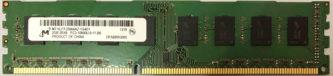2GB PC3-10600U Micron