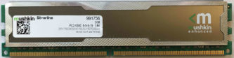 2GB PC2-5300U Muskin