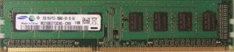 2GB PC3-10600U Samsung