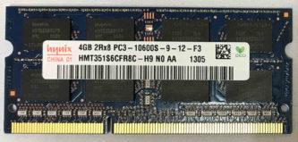 4GB PC3-10600S Hynix