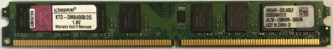 2GB PC2-5300U Kingston
