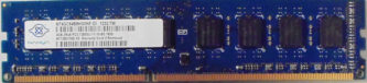 4GB PC3-12800U Nanya