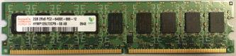 2GB 2Rx8 PC2-6400E-666-12 Hynix