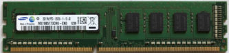 2GB 1Rx8 PC3-12800U-11-10-A0 Samsung
