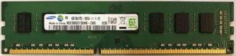 Samsung 4GB 2Rx8 PC3-12800U-11-11-B1