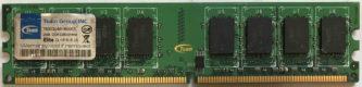 2GB 2Rx8 PC2-6400U Team Group